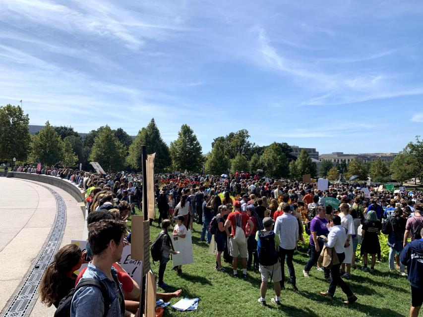 global youth climate movement, #ClimateStrike, Global Climate Strike