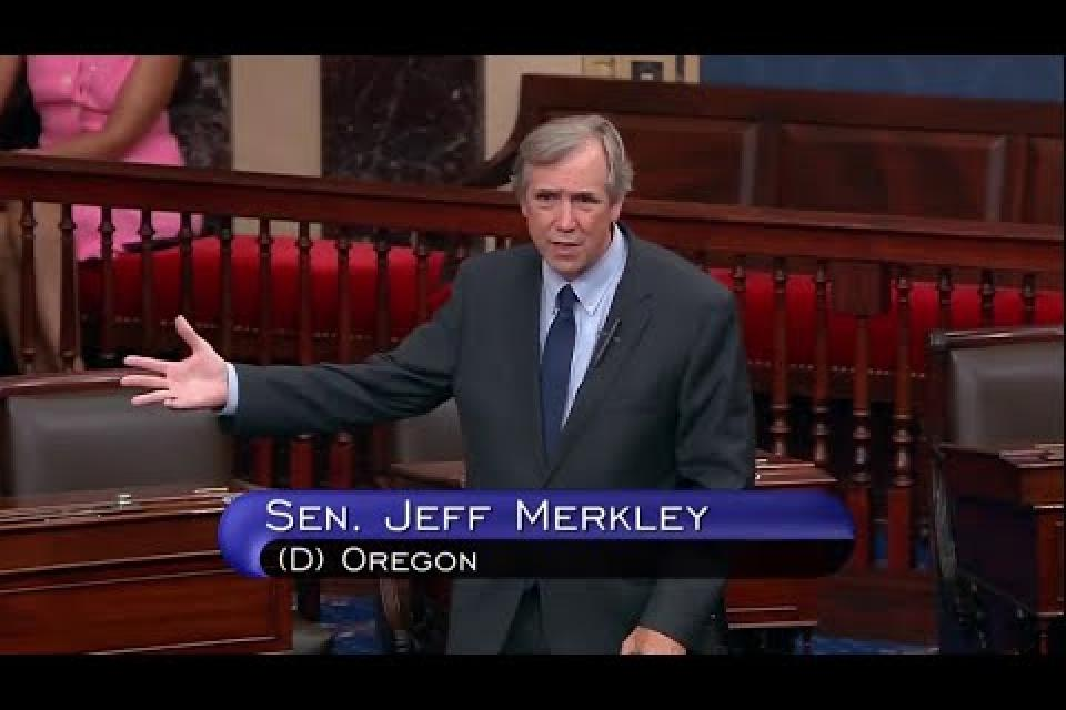 ASBC's REWG Meeting: Policy Advisor & Counsel to Senator Merkley to Discuss the For the People Act.