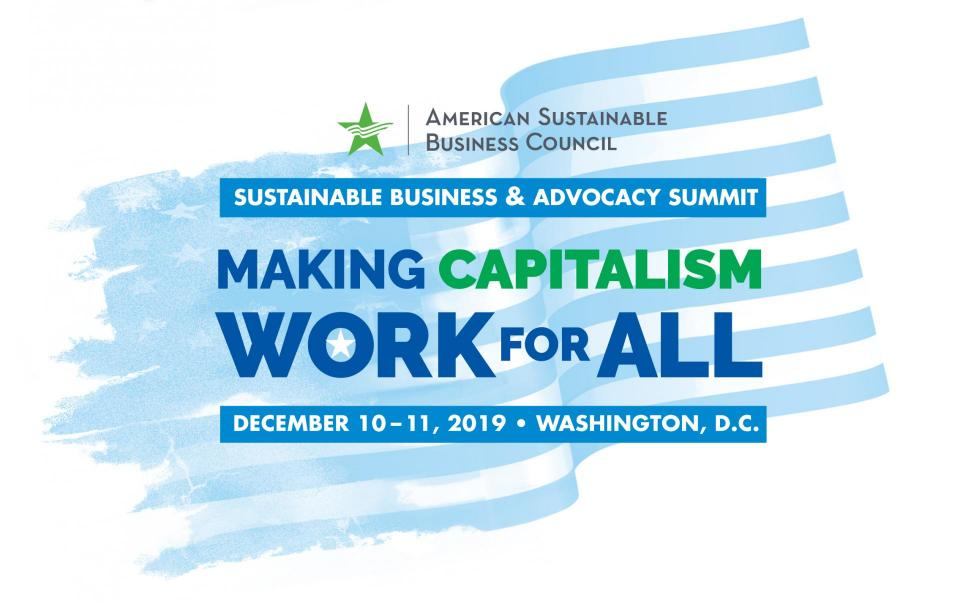 American Sustainable Business Council - ASBC